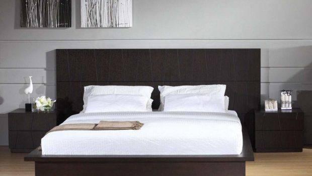 Stylish Wood Elite Platform Bed Washington Bhanchor