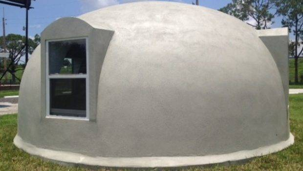 Styrofoam Dome Homes Home Design Garden