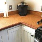 Suberra Cork Farmhouse Kitchen Countertop