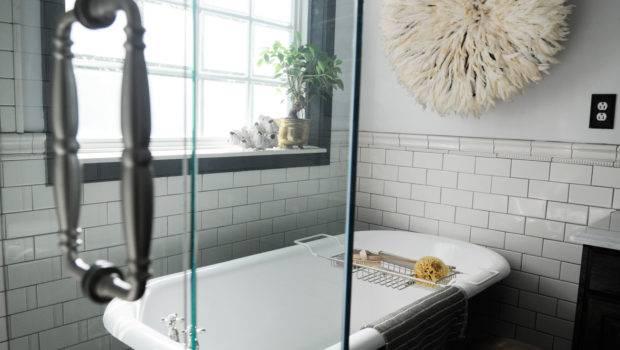 Subway Tile Bathroom Design Style Industry Standard