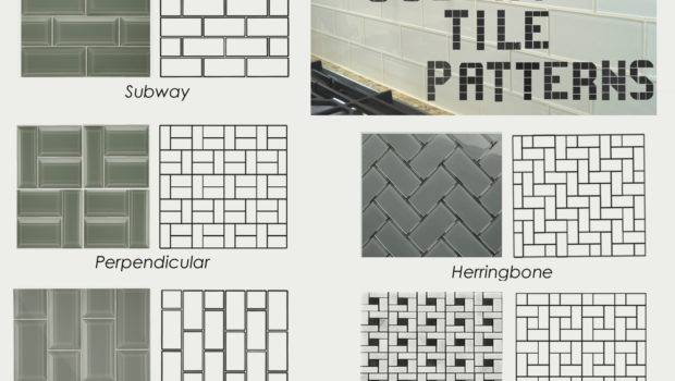 Subway Tile Patterns Photoshop