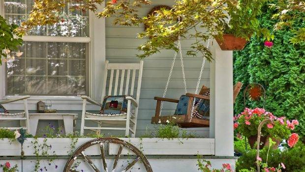 Summer Decorating Ideas Spruce Your Home Porch