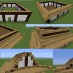 Super Easy Build House Minecraft Interior Design Qarmazi