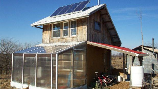 Sustainable Home Heating Dancing Rabbit Ecovillage