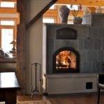Swedish Soapstone Fireplace Living Rooms Pinterest