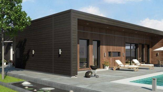 Swedish Style House Plans Shaped Modern Home