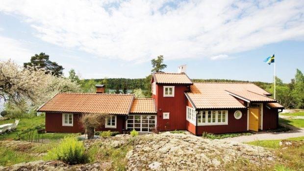 Swedish Version Beach House