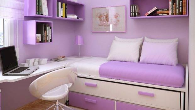 Sweet Teenage Girl Bedroom Ideas Modern Chair Wall Mounted Desk