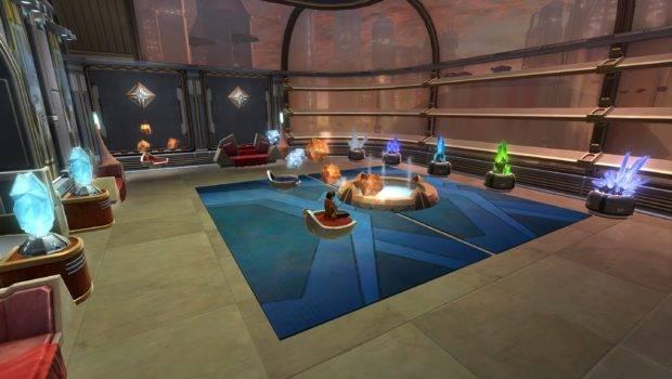 Swtor Taiari Jedi Meditation Room Harbinger Tor Decorating