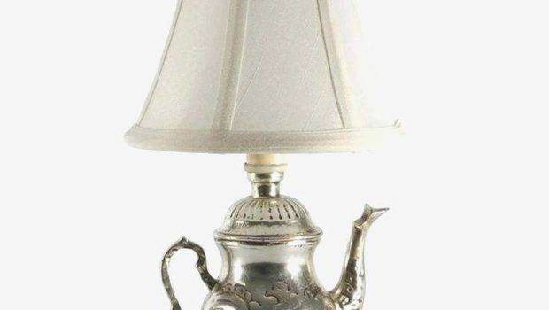 Table Accent Lamps Elegant Unique Small Lamp
