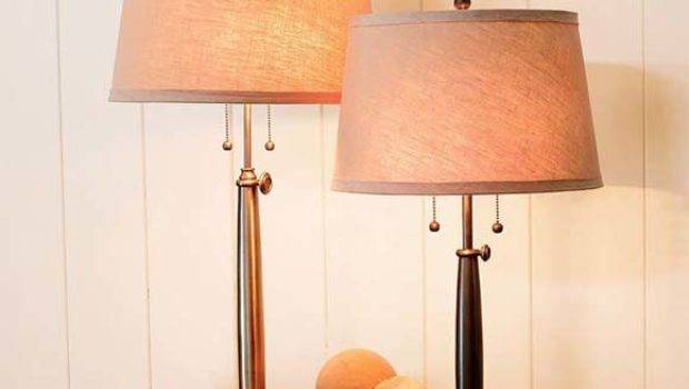 Table Lamps Bedside Collection Pottery Barn