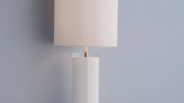 Tall Cylinder Lamp Shade Bing