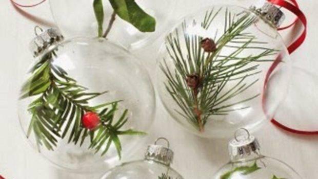 Talon Make Homemade Christmas Ornaments