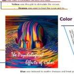 Teacher Psychological Effects Colors