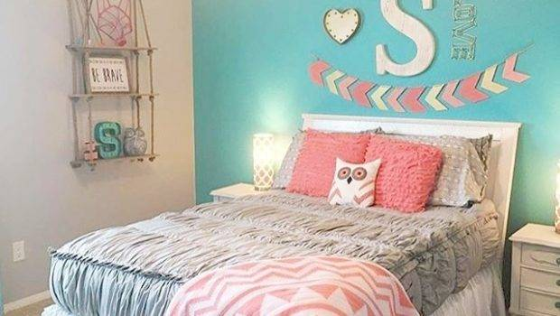 Teal Girls Bedroom Ideas Home Design