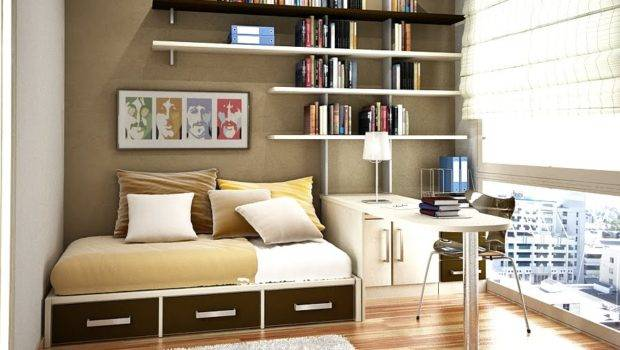 Teen Bedroom Designs Modern Space Saving Ideas Interior Decorating