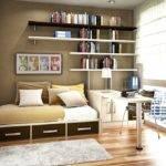 Teen Bedroom Designs Modern Space Saving Ideas