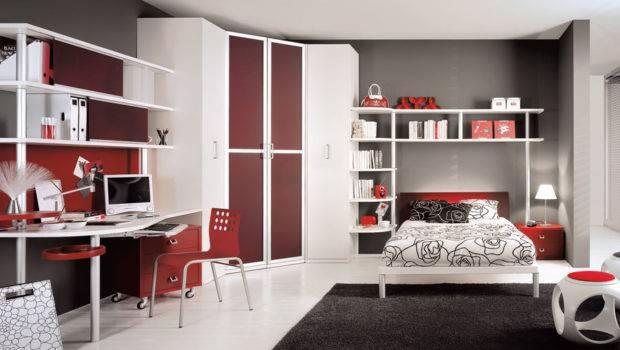Teen Bedroom Designs Tumidei Interior Design