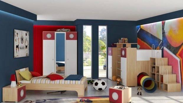 Teen Boys Kids Room Decorating Ideas