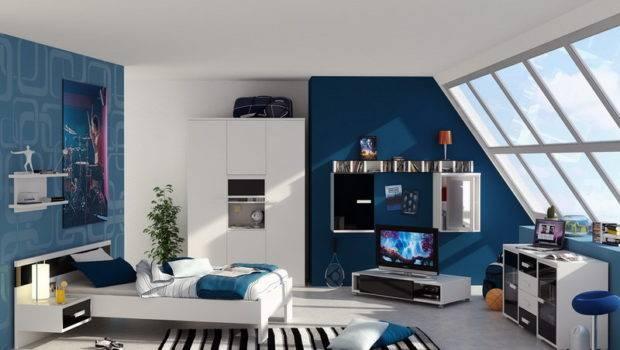 Teen Boys Room Decorating Ideas