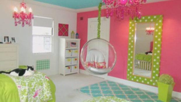 Teen Room Makeover Decor Door Custom Bedding Dream