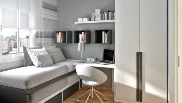 Teenage Bedroom Ideas Simple Minimalist Teen