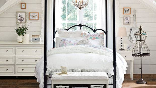 Teenage Girl Bedroom Ideas Four Poster Pbteen Things