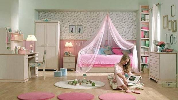 Teenage Girls Room Decor One Total Pics Fancy Modern Pink