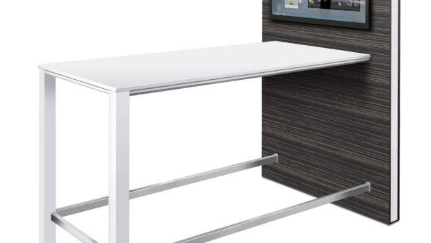 Temptation High Desk Offiscapecommercial Furniture