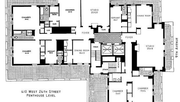 Terrace Floor Plans Unique House