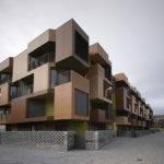 Tetris Exterior Apartment Building Design Style Designs