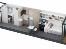 Texas Container Homes Jesse Smith Consultant Layout