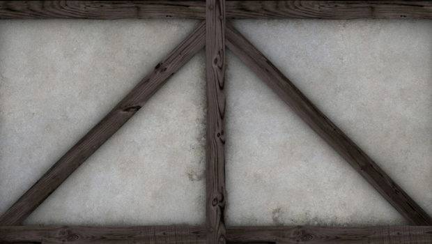 Texture Medieval House Wall
