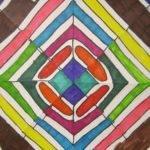 Think Create Art Symmetrical Name Designs