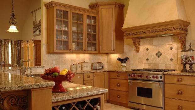 Tile Backsplash Kitchen Design Ideas
