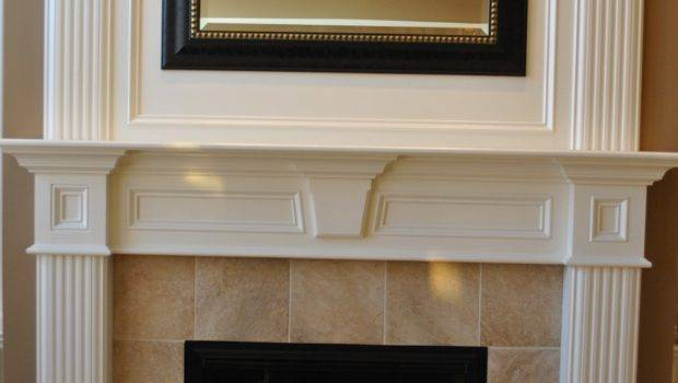 Tile Fireplaces Design Ideas Sided Fireplace