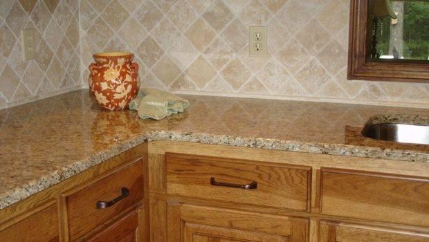 Tile Kitchen Backsplash Artistic Painting Design Ideas