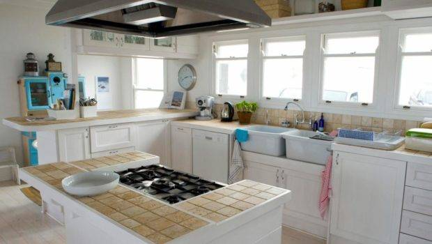 Tile Kitchen Countertops Ideas Hgtv