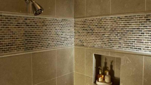 Tile Patterns Showers Storage