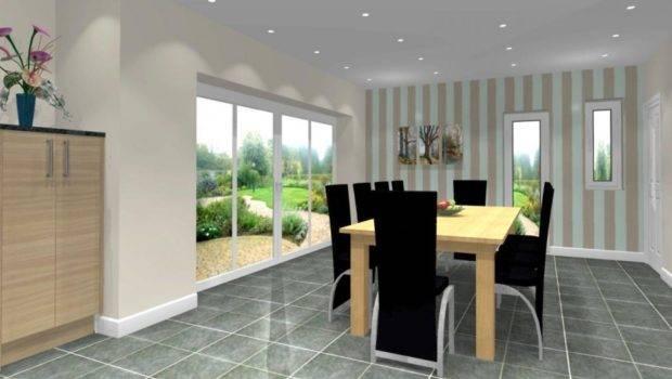 Tile Wall Bathroom Design Ideas Feature Living Room