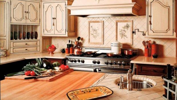 Tiled Kitchen Countertops Ideas Hgtv