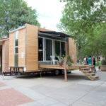 Tiny Homes Wheels Home Designs