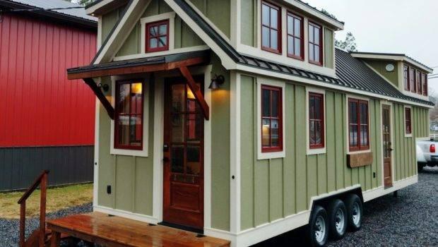 Tiny House Town Luxury Farmhouse Timbercraft