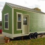 Tiny Houses Wheels Home