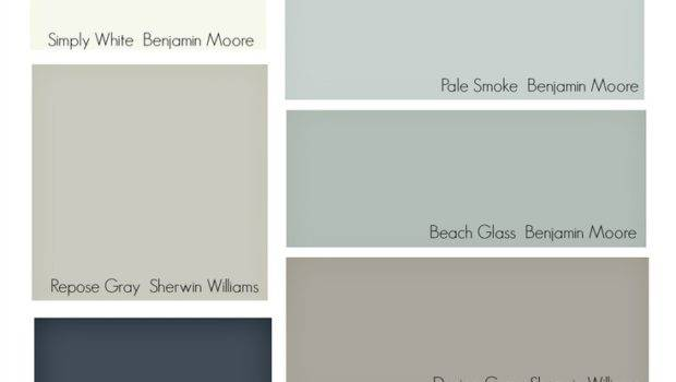 Tips Choosing Whole Home Paint Color Scheme