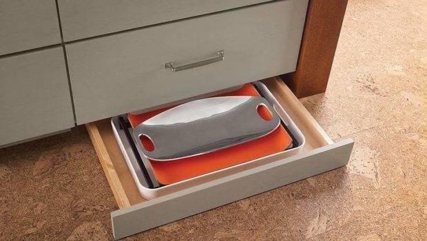 Toe Kick Drawer Kitchen Inspiration Pinterest