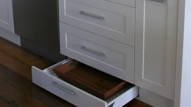 Toe Kick Drawer Wood Tech