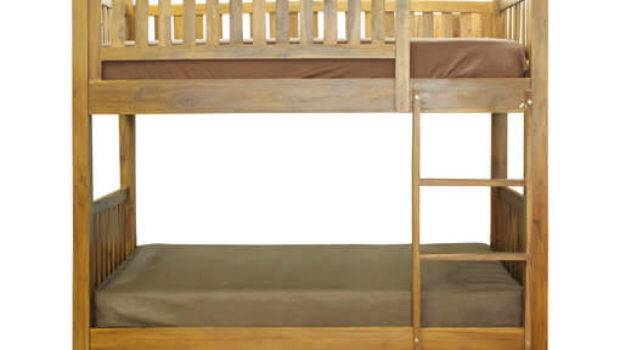 Tommie Double Decker Bunk Bed