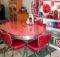 Tonnie Vintage Era Diner Table