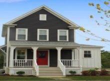 Top Exterior Paint Colors Brown House Color